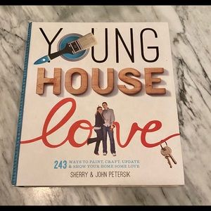 Young house love book. The first one.